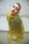 Anna Rose Cynthi Shave Hair